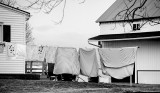 Amish clothes dryer