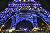 Eiffel Tower Night I