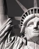 Statue of Liberty Close Up II