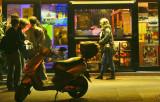 Paris Night Scene