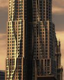 Frank Gehry Skyscraper NYC
