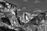 Yosemite Half Dome VII