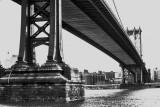 Manhattan Bridge to NYC