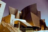 Disney Music Hall Golden