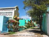 cemetery, solola, guatemala