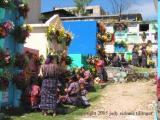 cemetery too, solola, guatemala