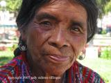 woman, solola, guatemala