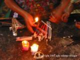 maximon's shrine, san andres ixtapa, guatemala