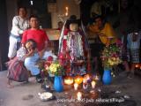 maximon shrine, santiago atitlan, guatemala