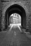 Ancienne porte de la ville du Tréport