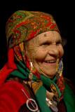 La vieille femme