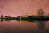 Canal en rose