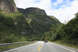 Enroute landscape