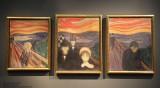 Paintings of Munch