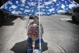 Flower Vendor, East Broadway
