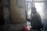 Man Painting The Lettering On The Sun Yat-sen Memorial 60785