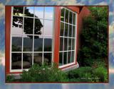 Clifty Falls Park Hotel Windows