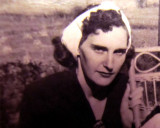 Mom  in 1949