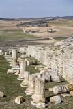 ruinas en Segóbriga