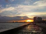 el Malec�n, la Habana
