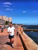 yo en montevideo, Uruguay
