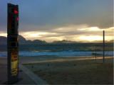 amanece en Copacabana