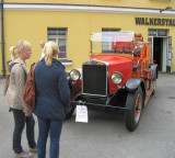 Rescue Service 150 years / Volvo LV64, used  in 1929-1955