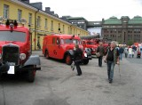 Scania Vabis 1936-1964 (left) and other equipment