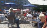 Summer Café, Market Place