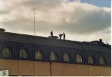 A pantomime on the roof?