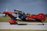 FIA 3-24-2011 Jacquie B Warda Red Eagle 1986 Pitts S-1T Biplane