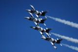 Florida International Airshow - HEAVY METAL JET TEAM