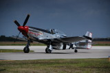 FIA 3-24-2011 WWII P-51 Mustang