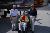 FIA 3-24-2011 Doolittle Raiders , Col.Dick Cole, Maj . Tom Griffin, S/Sgt Dave Thatcher