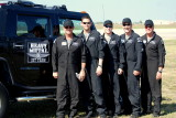 Heavy Metal Jet Team at FIA