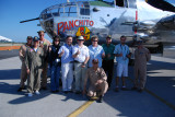 FIA , Panchito WWII B-25 with Raider Delegation
