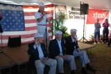 Doolittle Raiders , Front Stage at FIA 2011