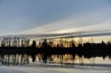 Silky Blue Sunset