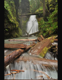 Trestle Creek Falls