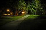 Nightscape at Island park