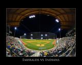 PK Park - Emeralds vs Indians
