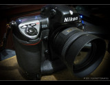 Nikon D2x with a Nikkor 35mm f1.8 G
