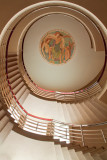 The Midland Hotel's fabulous staircase