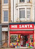 Morcambe's very own Santa