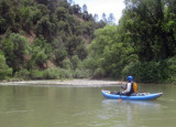 Paul Eilers on Cache Creek