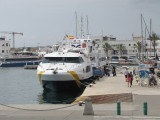 Mediterranea Pitiusa's ferry Menorca Express La Savina - June 2011