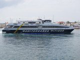 Blau de Formentera at La Savina - June 2011