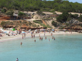 Cala Saona - June 2011