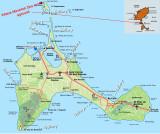 Sa Torreta - Position of Beached Maverick Dos