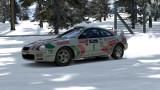 Toyota Celica GT-Four Rally Car - Chamonix West